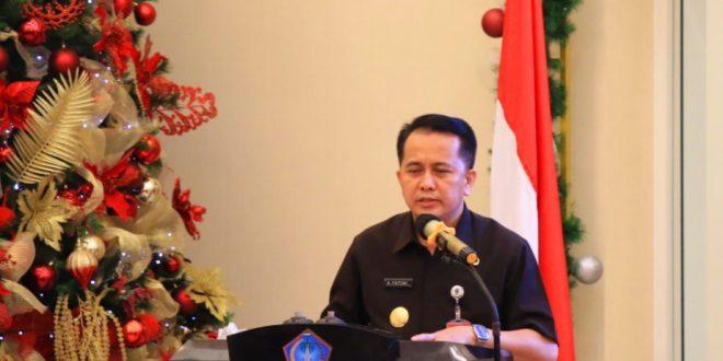 CLEAR: Pjs Gubernur Fatoni Sebut Ibadah Natal Boleh di Gereja, Kolom/Kelompok Asal Patuhi Prokes Covid-19