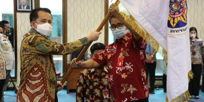 Pengurus Pujangga Periode 2020-2023 dikukuhkan, DR. Agus Fatoni Sebagai Ketua Umum