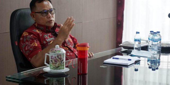 Dilaksanakan Lima Hari, Nanang Ermanto Selesai Ikuti Pembekalan Kepemimpinan Kepala Daerah Terpilih Secara Virtual