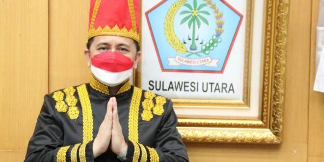 Diusia Sulut yang ke-57, Fatoni Apresiasi Kemajuan Sulawesi Utara dan Puji Kepemimpinan ODSK